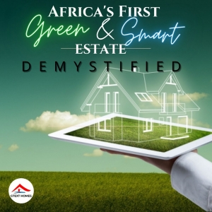 Green & Smart Estate Cover